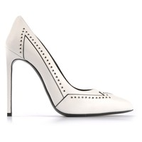 SAINT LAURENT 'Classic Paris 105' studded pump