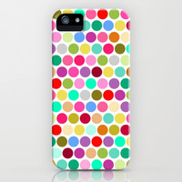 dotty iPhone & iPod Case by musings