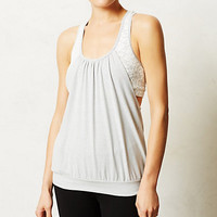 Pure + Good Banded Stripe Tank