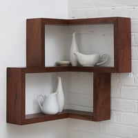 Walnut Franklin Shelf