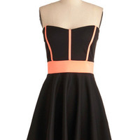 Neon Tour Dress | Mod Retro Vintage Dresses | ModCloth.com