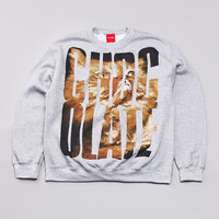 Flatspot - Chocolate Big Choc Crew Sweatshirt Heather Grey