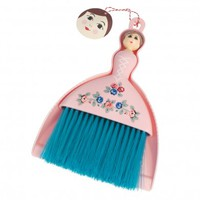 Pink Dolly Dustpan And Brush | DotComGiftShop