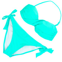Dockside Darling Bikini - Mint