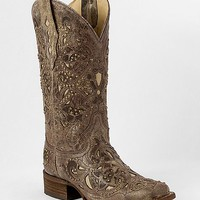 Corral Studded Square Toe Cowboy Boot
