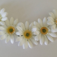 "The ""Lacee"" Daisy Headband - Perfect for EDC, EZoo, Electric Forest, Coachella, Raves, Concerts, and more"