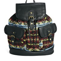 Geo-Tribal Backpack