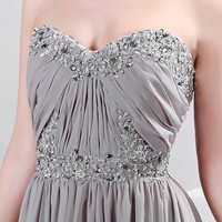 Stock!Formal Evening Gown Bridesmaid Dress Prom Long Cocktail Party Ball Dresses