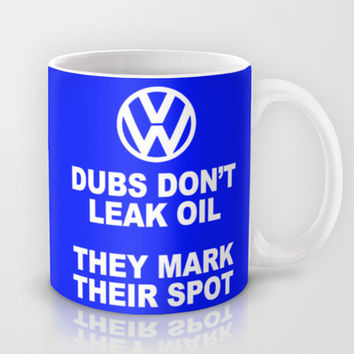 VW Mark the Spot Mug by Alice Gosling