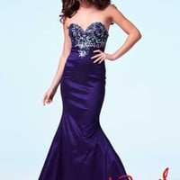 Cassandra Stone 76563A at Prom Dress Shop