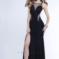 Faviana 7303 at Prom Dress Shop