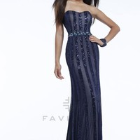 Faviana S7329 at Prom Dress Shop