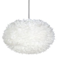 Whisper Feather Pendant | Hanging Lamps | Lighting | Decor | Z Gallerie