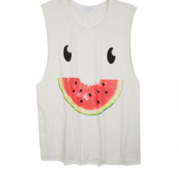 Watermelon Smile Tee