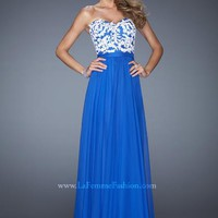 La Femme 19878 at Prom Dress Shop