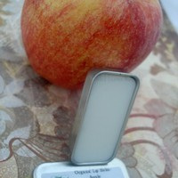 Organic Lip balm, Apple scented