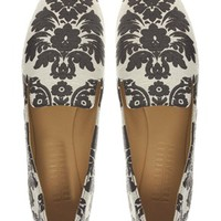 Elizabeth & James Tommi Brocade Flat Shoe