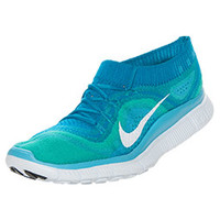 Women's Nike Free Flyknit+ Running Shoes