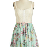 Table for Twofer Dress | Mod Retro Vintage Dresses | ModCloth.com