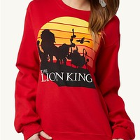 Lion King Retro Sweatshirt