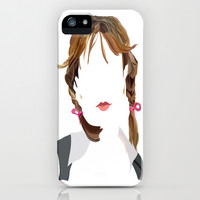 Britney iPhone & iPod Case by Bethany Mallick