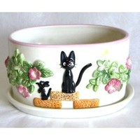 Buy from japan ghibli Kiki's Delivery Service petunia planter pottery Gigi