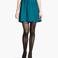 Striped Tights - from H&M