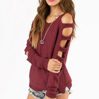 Loosen Up Sweater $56