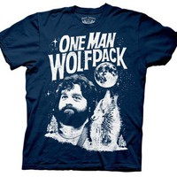 Hangover One man wolf pack t-shirt funny shirts mens t shirts novelty adult clothing great gift ideas