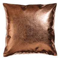 Shimmery Cushion Cover - from H&M