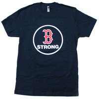 BOSTON B STRONG T SHIRT RED SOX BEAN TOWN PRIDE T-SHIRT B STRONG TEE SIZE SMALL