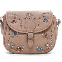 The Milan Beige Bag - 29 N Under