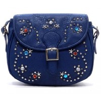 The Milan Blue Bag - 29 N Under