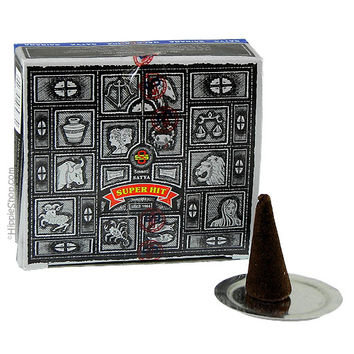 Super Hit Incense Cones on Sale for $1.50 at HippieShop.com