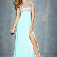 Night Moves 7001 at Prom Dress Shop