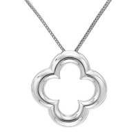 New JEAN VITAU 18K W/G Necklace - 			        	For Your Little One: Designer Pieces Shop