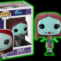 Halloweentown Store: Nightmare Before Christmas Sally<br>Disney Pop! Vinyl Figure