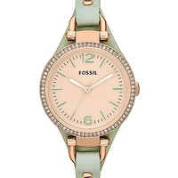 Fossil Georgia Watch