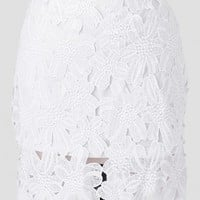 Terrace View Lace Skirt