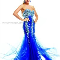 Prom Dresses | 2014 Prom Dresses | Riva Designs R9780 | Riva Designs | Homecoming Dresses | Evening Gowns | GownGarden.com