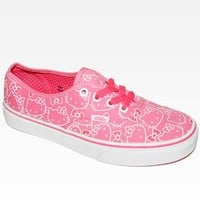 VANS x Hello Kitty Adult Women's Authentic Lace Up: Pink