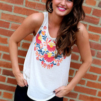 May Flowers Tank