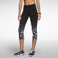 The Nike Legend 2.0 Tight Fit Women's Training Capris.