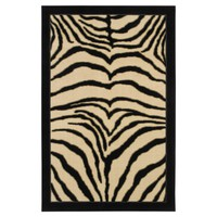 Zebra Safari Rug