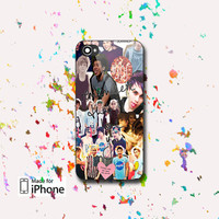 5 Seconds Of Summer Collage,5SOS - Photo on Hard case, for iPhone and Samsung Galaxy. Choose the option for device and colour case