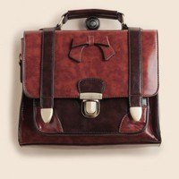 Carnaby Shoppes Satchel