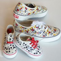 WMNS& Kids Vans Vault + Disney Authentic LX