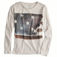 AE PHOTO REAL LONG SLEEVE T-SHIRT