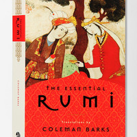 The Essential Rumi By Jalal al-Din Rumi Translated By Coleman Barks - Urban Outfitters