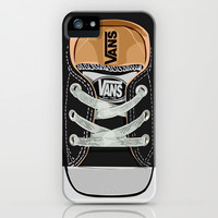 Cute black Vans all star baby shoes apple iPhone 4 4s, 5 5s 5c, iPod & samsung galaxy s4 case